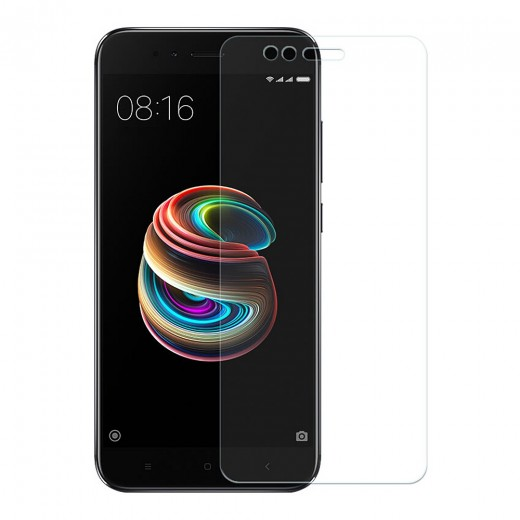 Xiaomi Mi 5x and Xiaomi Mi A1 Tempered Glass protection
