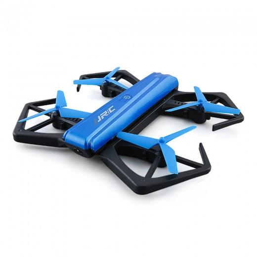 JJRC H43WH Klappbare Quadrocopter Drohne – Blau