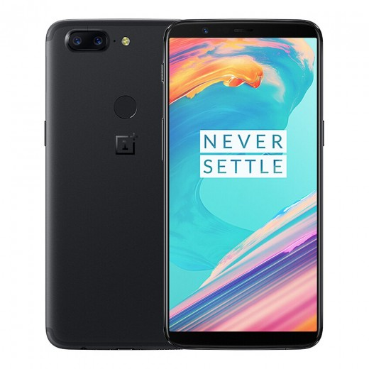 OnePlus 5T 6/64GB - Black