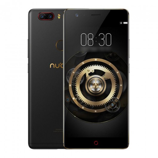 Nubia Z17 Lite 6/64GB Global Version - Black and Gold