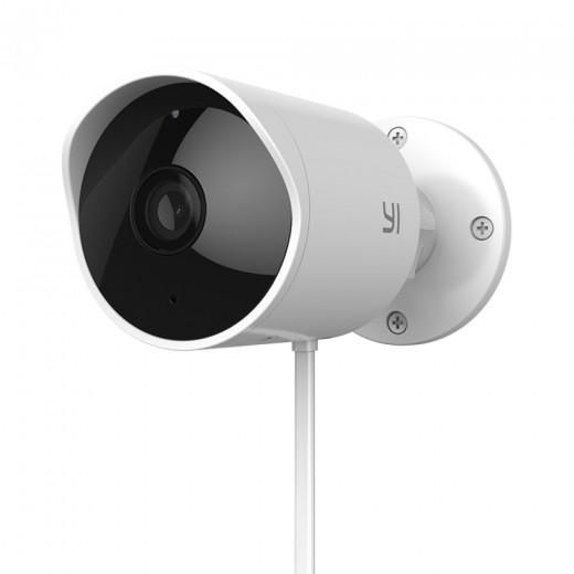Xiaomi Yi Alarmkamera für den Außenbereich