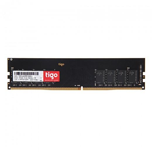 Tigo 4GB DDR4 UDIMM RAM Speicher 2400MHz