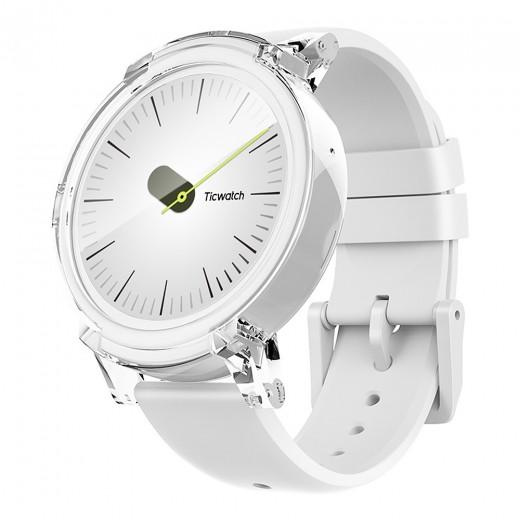 Ticwatch E Sports Smartwatch – Glacier