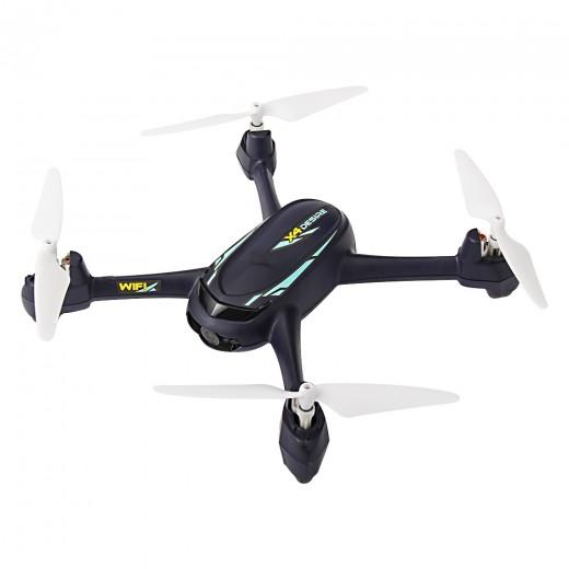 Hubsan H216A Drohne Quadrocopter - Schwarz