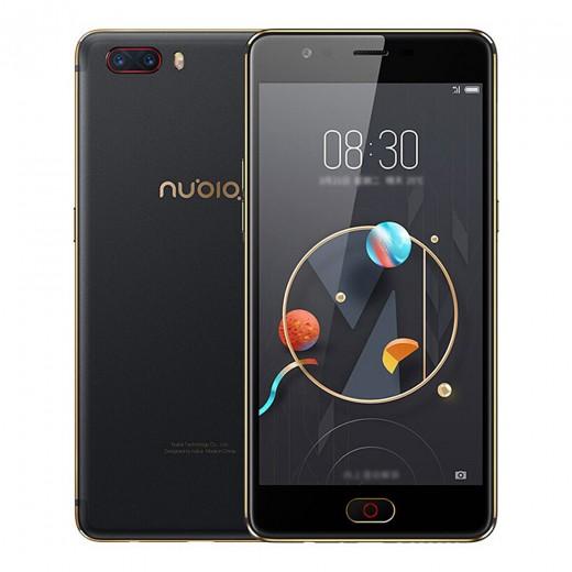 Nubia M2 Version Globale 4Go/64Go Noir