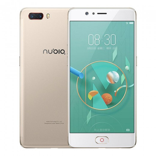 Nubia M2 globale Version 4GB 64GB - Gold