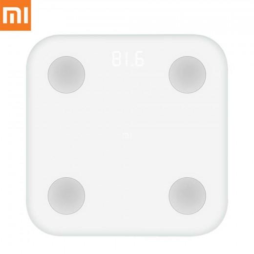 Xiaomi MI Scale 2 - Body Fat Smart Scale - White