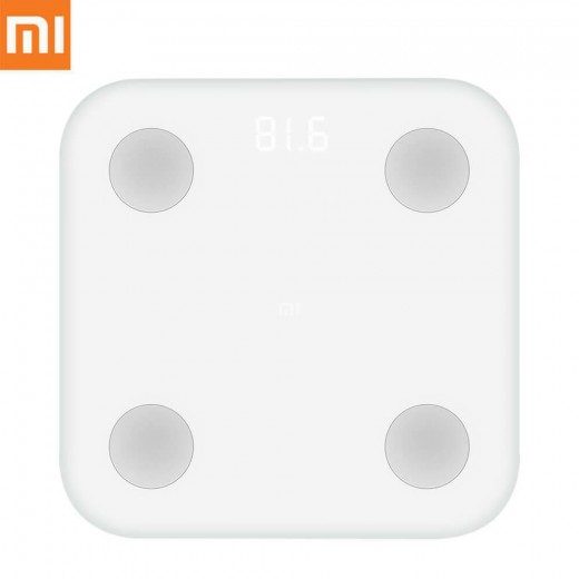 Xiaomi Mi Scale 2 Smart Körperwaage - Weiß