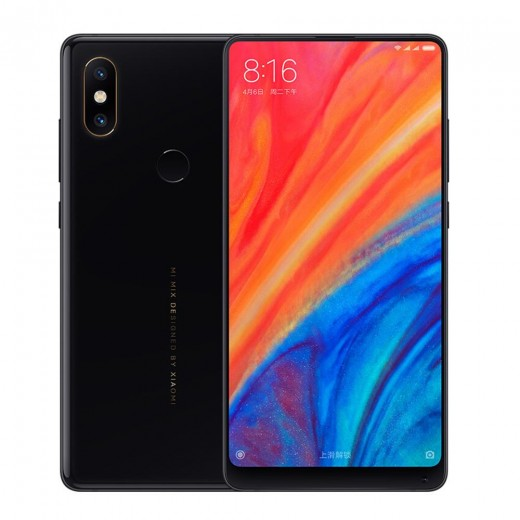 Xiaomi Mi Mix 2S 6/64Go Version Globale, Noir