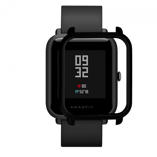 Protective Cover Case for Huami Amazfit Bip - Black