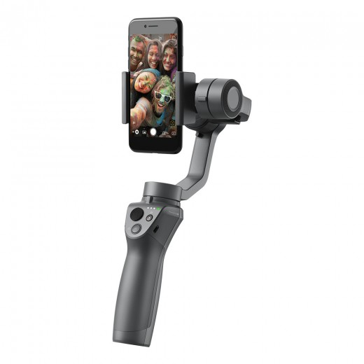 DJI Osmo Mobile 2 3-Axis Brushless Handheld Gimbal Stabilizer for Smartphones