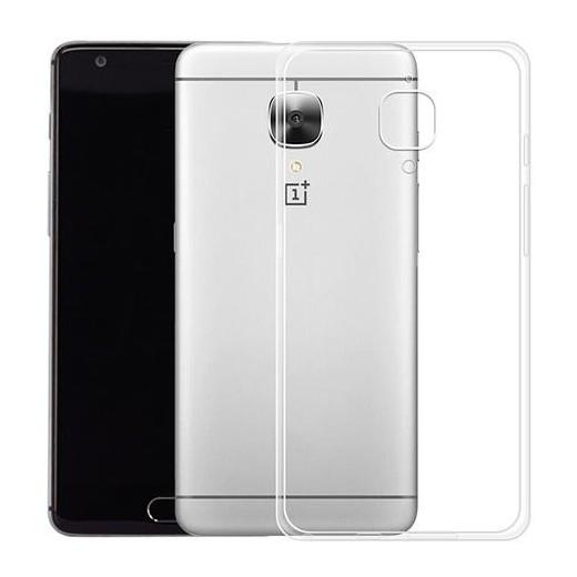 Hülle aus TPU Silikon für OnePlus 3/3T - Transparent