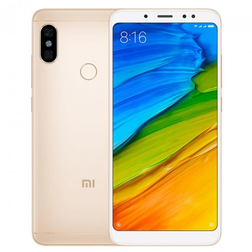 Xiaomi Redmi Note 5 3Go/32Go Version Globale, Or