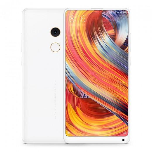 Xiaomi Mi Mix 2 8/128Go Vers. Globale, Blanc