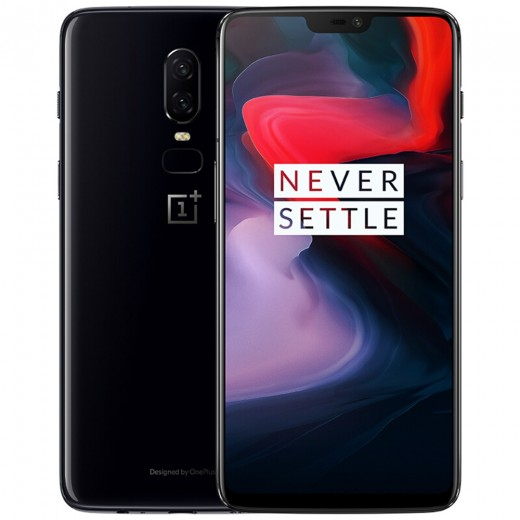 OnePlus 6 6/64Go, Mirror Black