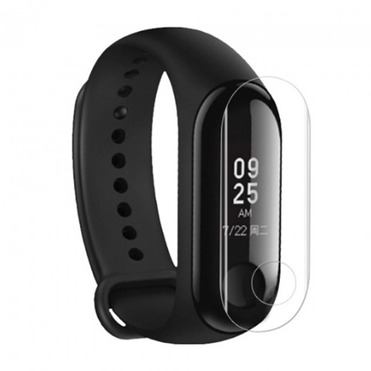 Protective Screen Film for Xiaomi Mi Band 3 - Transparent