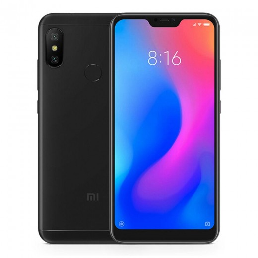 Xiaomi Mi A2 Lite 4/64GB - Black