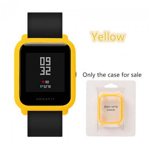 Schutzhülle Xiaomi Amazfit Bip Lite - Gelb