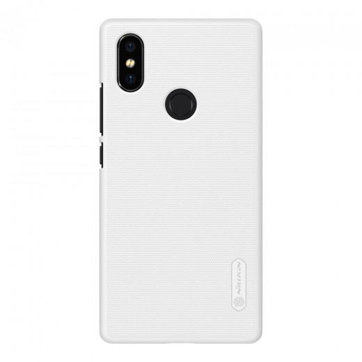 Nillkin steife Hülle für Xiaomi Mi8 SE - Weiß