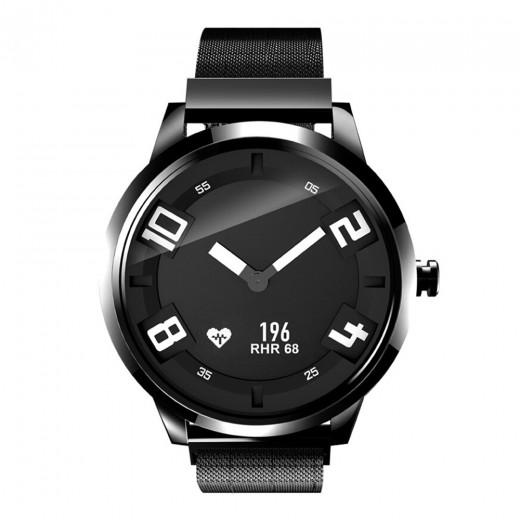 Lenovo Watch X Smartwatch - Schwarz