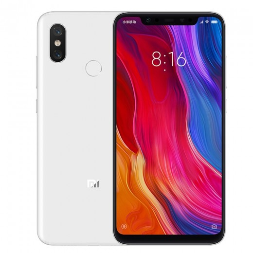 Xiaomi Mi8 6/64GB - Weiß