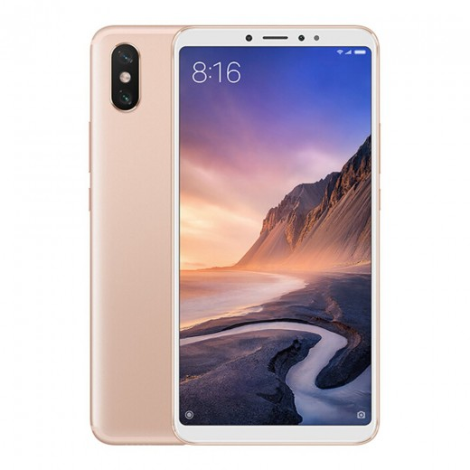 Xiaomi Mi Max 3 4/64GB Global Version - Gold