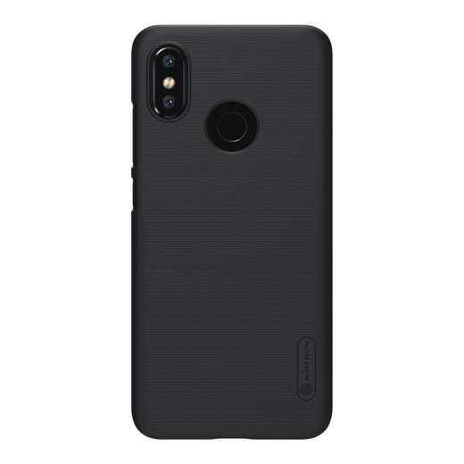 Nillkin Phone Case Cover for Xiaomi Mi8 - Black