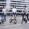 Xiaomi Mi QiCYCLE EF1 Electric Folding Bike – Black
