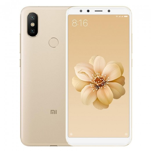 Xiaomi Mi A2 4/64GB AndroidOne - Gold