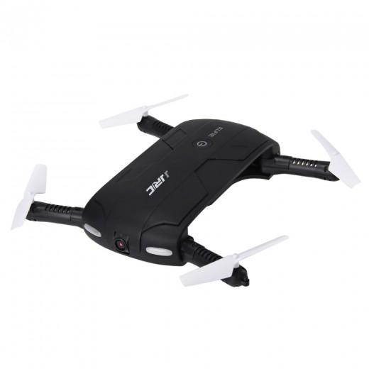 JJRC H37 ELFIE Pocket Selfie Quadrocopter Drohne – Schwarz