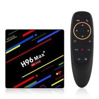 H96 MAX+ 4/64GB mit Fernbedienung