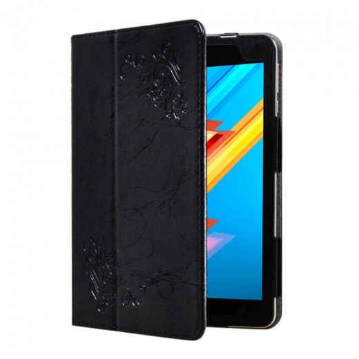 Protective Leather Case Cover for Teclast M89 – Black