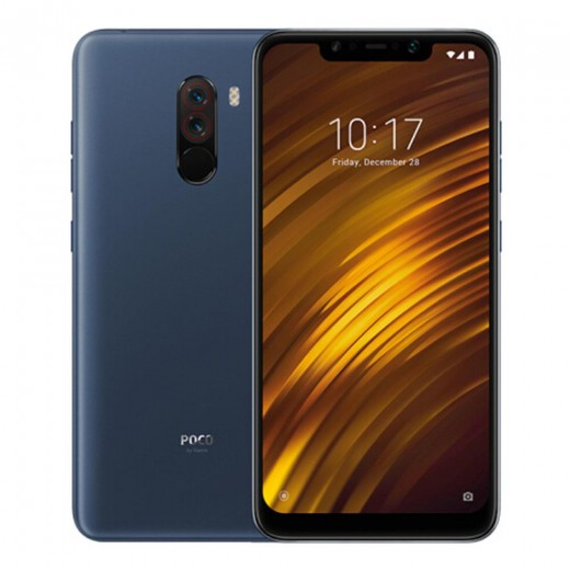 Xiaomi Pocophone F1 6/128GB - Steel Blue