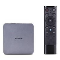 SCISHION AI ONE Android TV 8.1 TV Box RK3328 4G/32G mit Sprachbefehlen
