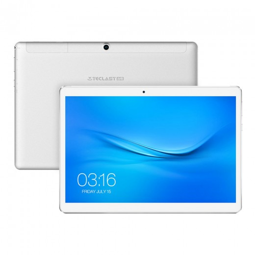 Teclast A10S 2/32GB Tablet - Silver