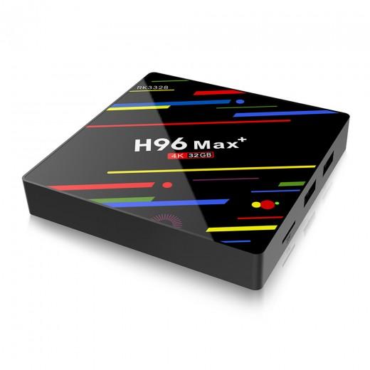 H96 MAX+ 4/32Go