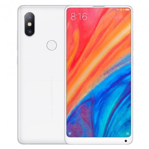 Xiaomi Mi Mix 2S 6/128Go Version Globale, Blanc