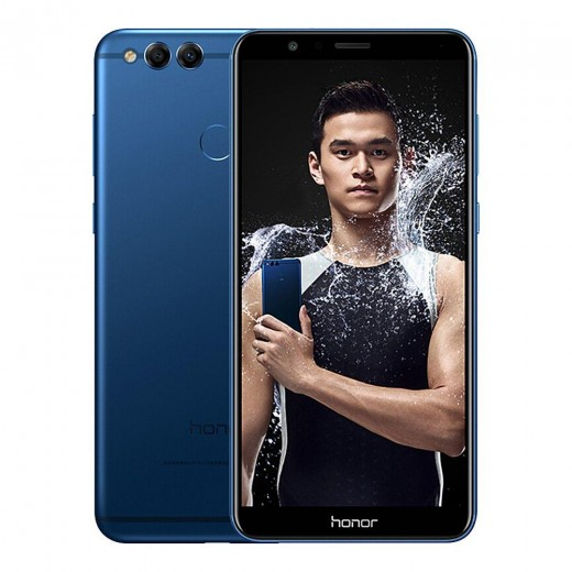 Huawei Honor 7X Version Globale 4/64Go, Bleu