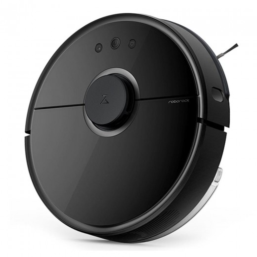 Xiaomi Roborock S55 Mi Robot 2 aspirateur et nettoyeur, Noir