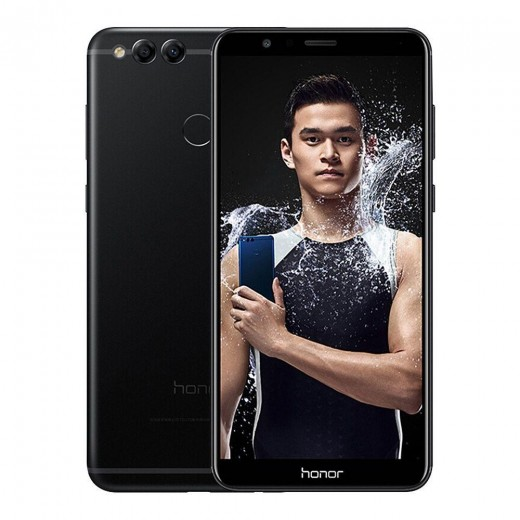 Huawei Honor 7X Version Globale 4/64Go, Noir
