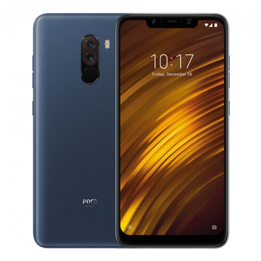 Xiaomi Pocophone F1 Version Globale 6/64Go, Bleu