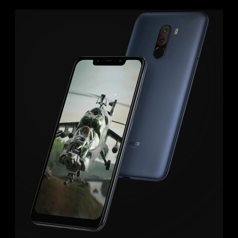 Buy Xiaomi Pocophone F1 6/64GB|Blue|2 year warranty