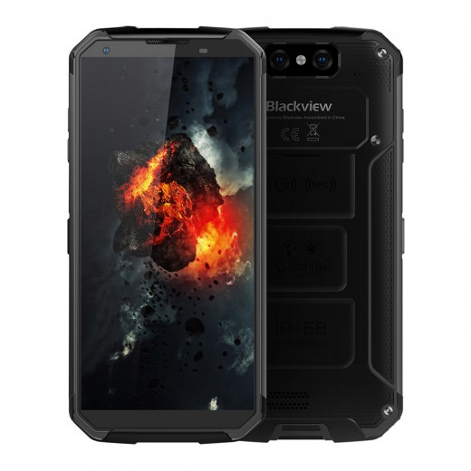 Blackview BV9500 4/64Go, Noir