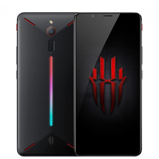 Nubia Red Magic 8GB 128GB - Schwarz