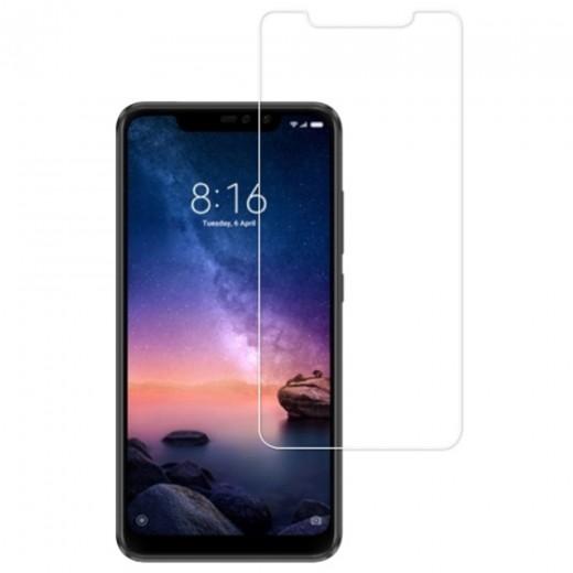 Tempered Glass Film for Xiaomi Redmi Note 6 Pro - Transparent