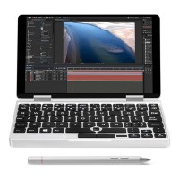One Netbook One Mix 2 8GB 256GB -Silber
