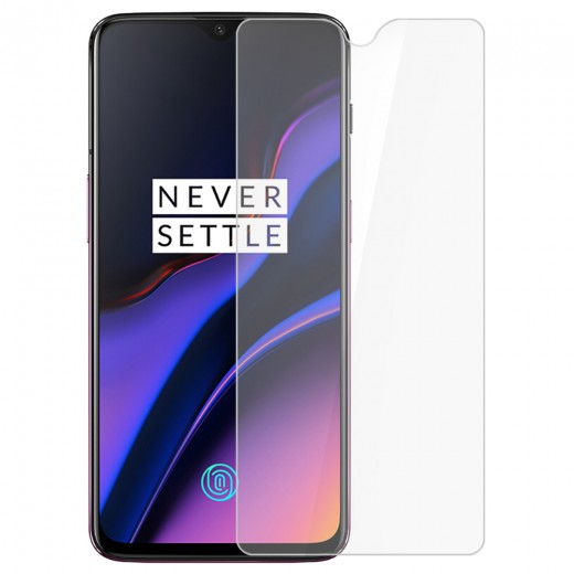Tempered Glass Film for Oneplus 6T - Transparent