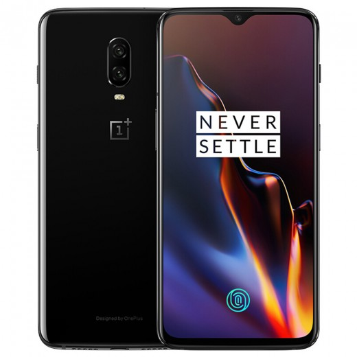 Oneplus 6T 6GB 128GB globale Version- Schwarz