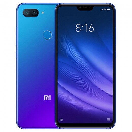 Xiaomi Mi 8 Lite 4/64GB Globale Version - Blau