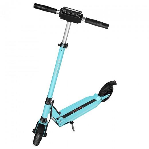 KUGOO S1 Klappbarer Elektro-Roller - Blau
